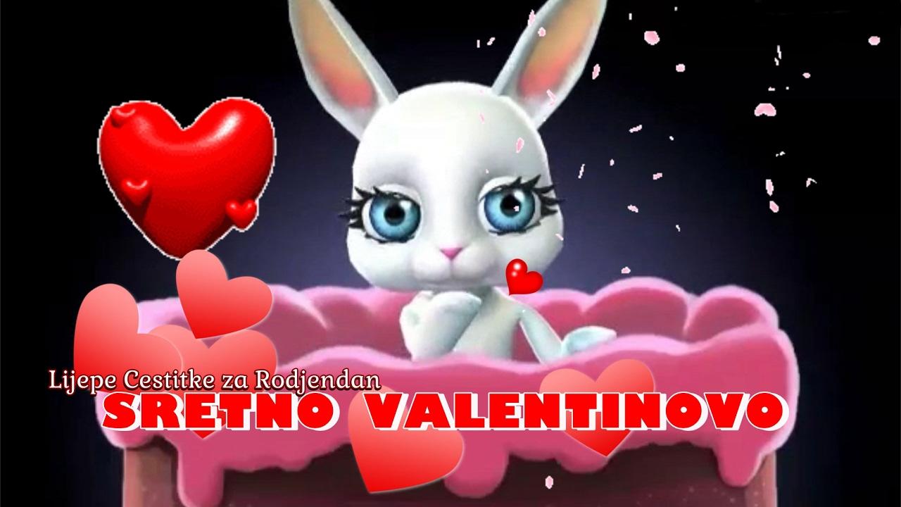 Video Čestitke - Prigodne Čestitke za Valentinovo